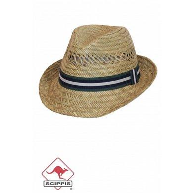 b37c233ac5764 Scippis Straw Hat Coaster Nature