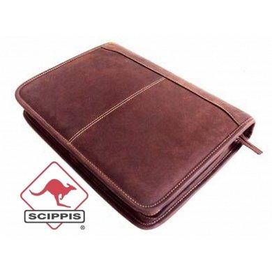Scippis Briefcase Luzern bruin OneSize