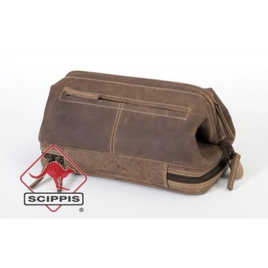 Scippis Vanity Bag Orlando bruin OneSize