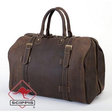 Scippis Travel Bag SIENA bruin OneSize