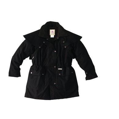 Scippis Drover Jacket Zwart