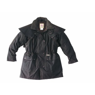 Scippis Drover Jacket Bruin
