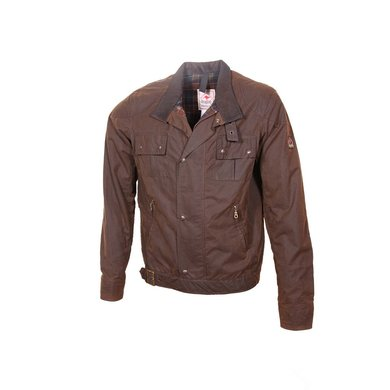 Scippis Jacket Kempsey Brown