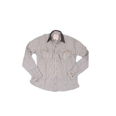 Scippis Leeton Shirt Grey