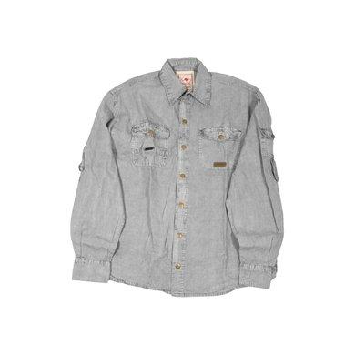 Scippis Shirt Cowra Grey