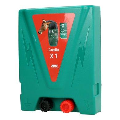 Ako Électrificateur Cavallo Duo X1 0,7 Joule 0,7 Joule