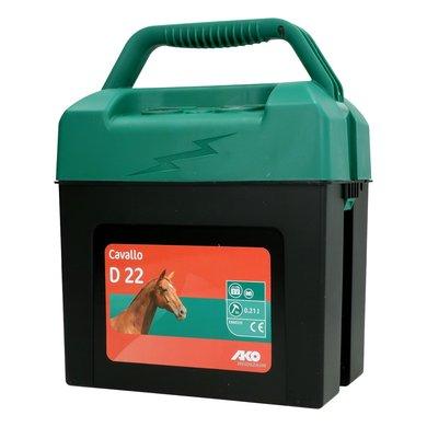 Ako Batterie B140 Compact Power 0,16 Joule Vert