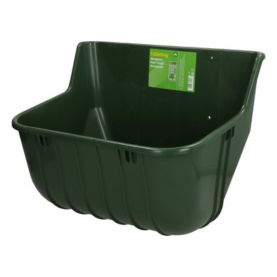 Kerbl Feed Trough Green 15L