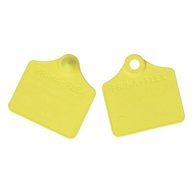 Kerbl Primaflex Ear Tags Yellow 25pcs