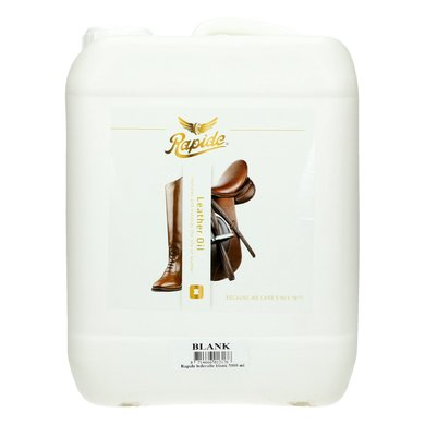 Rapide Leather Oil Blank 5L
