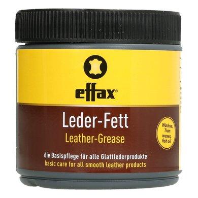 Effax Lederfett Schwarz 500g