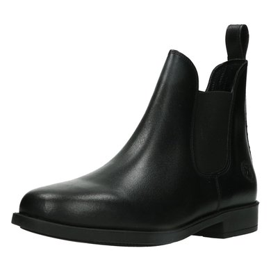 Harrys Horse Jodhpur Boots Leather Saint Black