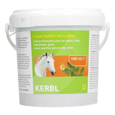 Kerbl Graisse à Sabots Vert 1000ml