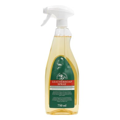 Grand National Leather Soap Spray 750ml