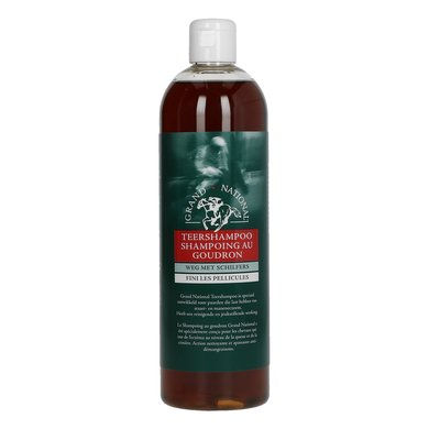 Grand National Shampoing au Goudron 500ml