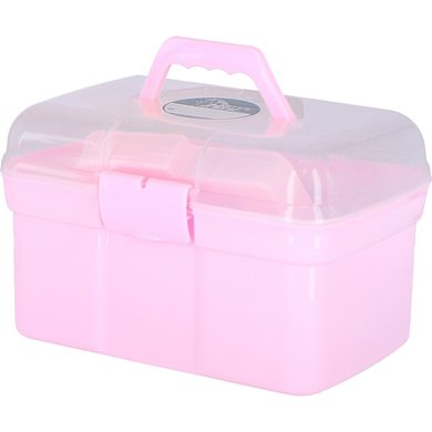 Harrys Horse Grooming Box Complete Roze