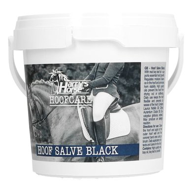 Harrys Horse Graisse à Sabots Noir 500ml