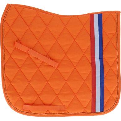 Harry's Horse Zadeldek Dutch Oranje Full DR
