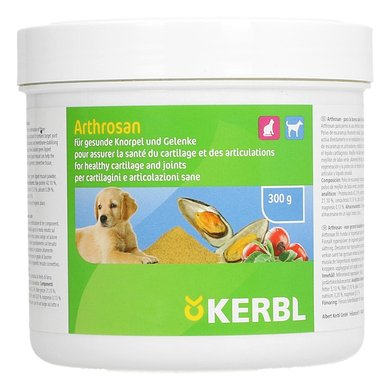 Kerbl Artrosan Gewrichtssupplement voor Honden 300g
