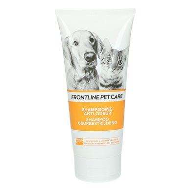 Frontline Pet Care Shampoo Geurbestrijdend 200ml