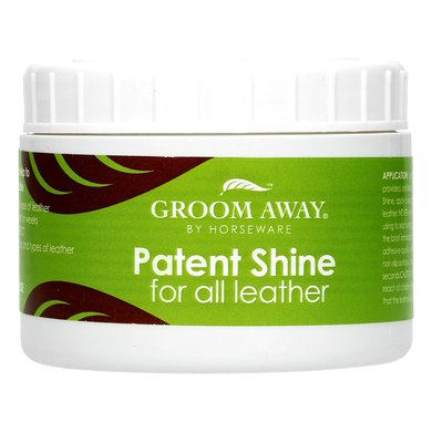 Groom Away by Horseware Patent Shine Leather  200g