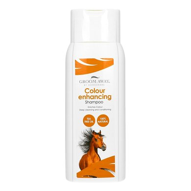 Groom Away Colour Enhancing Shampoo 400ml