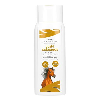 Groom Away Just 4 Coloureds Shampoo 400ml