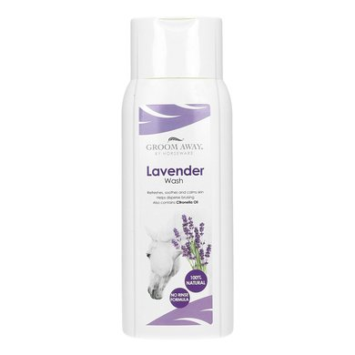 Groom Away Lavender Wash No Rinse Bodywash 400ml