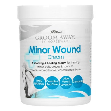Groom Away Natural Wound Care Cream 200ml