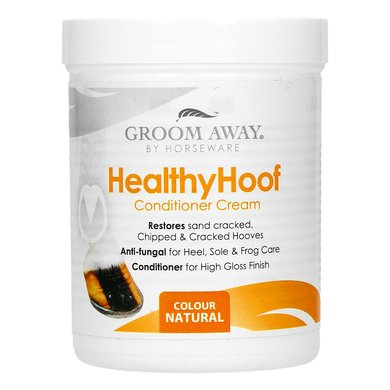 Groom Away Healthy Hoof Conditioner Naturel 200ml