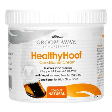 Groom Away Healthy Hoof Conditioner Naturel 500ml