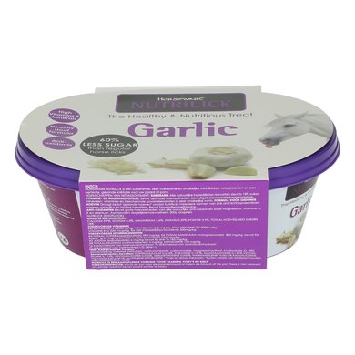 Nutrilick Liksteen Garlic Knoflooksmaak 650gr