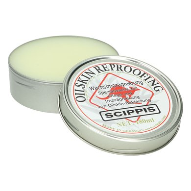 Scippis Oilskin Reproofing Wax 180ml