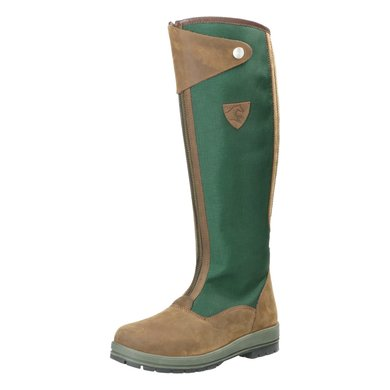 Rambo Original Turnout Boot Long Brown/Green 39