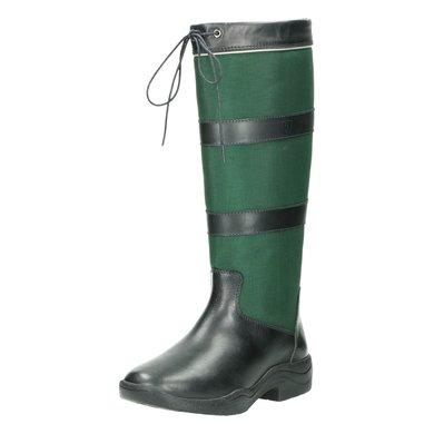 Rambo Original Pull Up Boot Black/Green 36