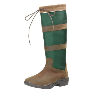 Rambo Original Pull Up Boot Brown Green