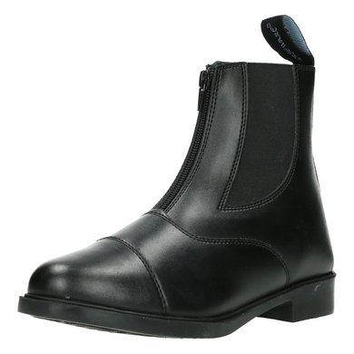 Horseware Short Riding Boot Zip Kids Black 28