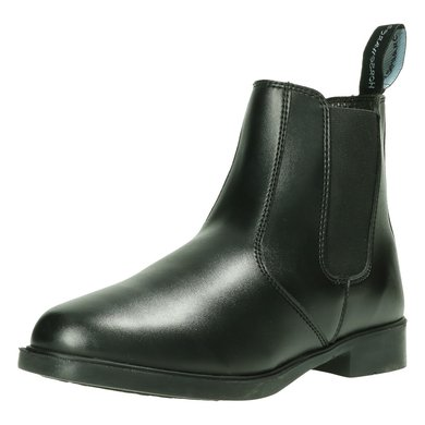 Horseware Short Pull-On Boot Heren Black 41