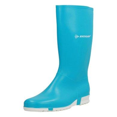 Dunlop Botte de Sport PVC Bleu clair 31