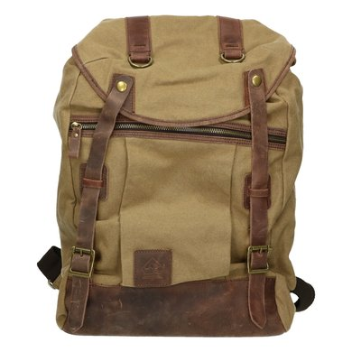 Scippis Coogee backpack Khaki OneSize