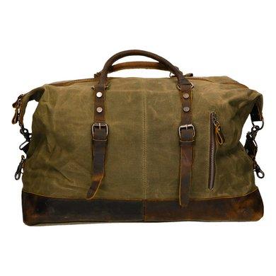 Scippis Kensington duffel bag Khaki OneSize