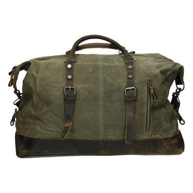 Scippis Kensington duffel bag OlijfGroen OneSize
