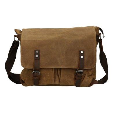 Scippis Japoon messenger bag Khaki OneSize