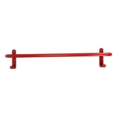 Shires Rug Rack with Hooks Red 90cm