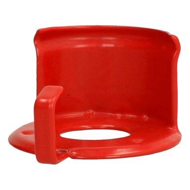 Shires Bridle Bracket Red