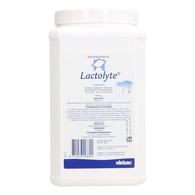 Virbac Lactolyte including a Measuring Spoon 900g