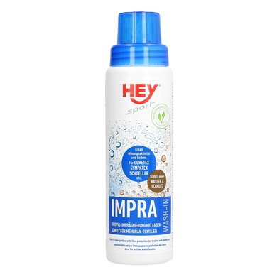 Hey Sport Impra Wash-In Fles 250ml