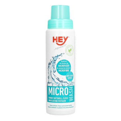 Hey Sport Micro Wash Rijbroeken Fles 250ml