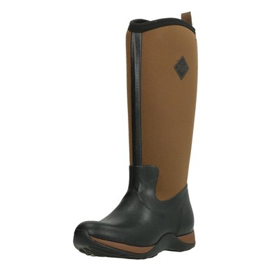 Muck Boot Arctic Adventure Black-Brown
