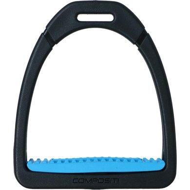 Compositi Beugels Premium Profile Bright Blue Volwassenen